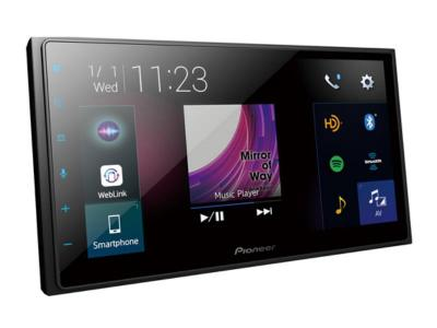 Pioneer Multimedia Receiver With 6.8 Inch WVGA Display - DMH-2660NEX