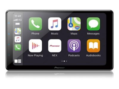 Pioneer Modular Multimedia Receiver With 9 Inch HD Capacitive Touch Display - DMH-WC6600NEX