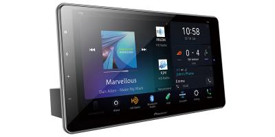 Pioneer Multimedia Receiver With 10.1 Inch HD Capacitive Touch Floating Display - DMH-WT8600NEX