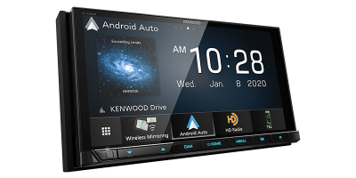 Kenwood DVD Receiver With Bluetooth And HD Radio - DDX9907XR