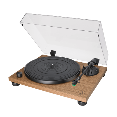 Audio Technica Fully Manual Belt-Drive Turntable - AT-LPW40WN