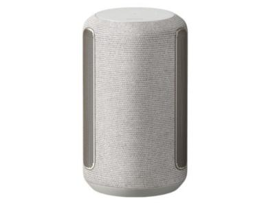 Sony Premium Wireless Speaker With Ambient Room-filling Sound In Light Grey - SRSRA3000/H