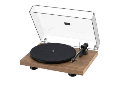 Project Audio Debut Carbon EVO Turntable  in Real Wood Walnut - PJ97825964