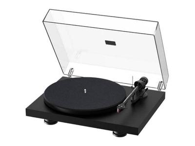 Project Audio Debut Carbon EVO Turntable  in Satin Black - PJ97825971