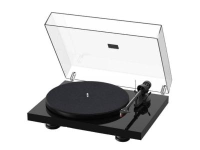 Project Audio Debut Carbon EVO Turntable  in High Gloss Black  - PJ97825933