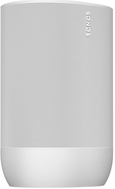 Sonos Portable Sound Set With Move And Roam In Lunar White - Portable Set with Move & Roam (W)