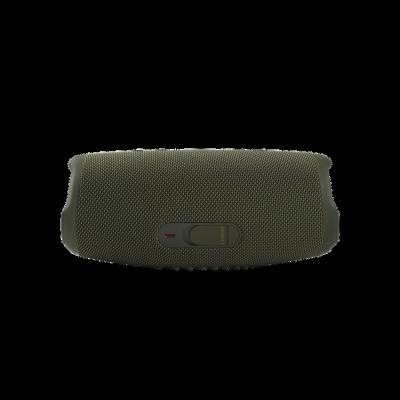 JBL Charge 5 Portable Waterproof Speaker With Powerbank In Forest Green - JBLCHARGE5GRNAM