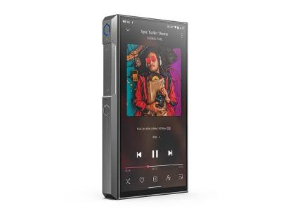 Fiio Crown Jewel of Portable Music Player in Stainless Steel - M11 Plus SS