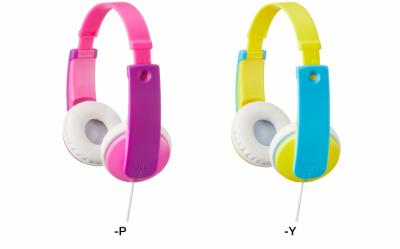 JVC Kid's Headphones  HA-KD7-P