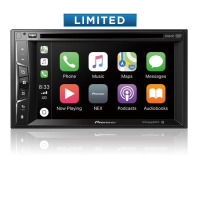 Pioneer Multimedia DVD Receiver with 6.2