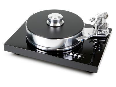 Project Audio Highend Turntable With Single-Pivot Tonearm Signature 10(n/c) Piano - PJ50438170