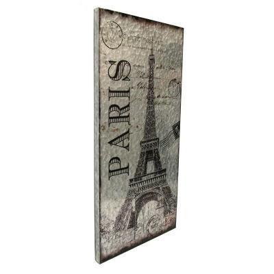 Boxman Metal Wall Art PARIS Eiffel Tower - DV17534