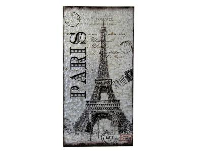 Boxman Metal Wall Art PARIS Eiffel Tower - DV17534