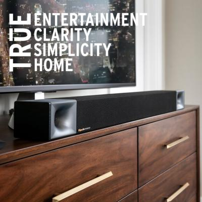 Klipsch Sound Bar with Wireless  Subwoofer - BAR40
