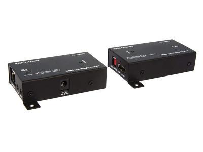 Ultralink - HDMI Over Cat5e/6 50m Edid/ir Trx Ir Rec ULHDMICAT1