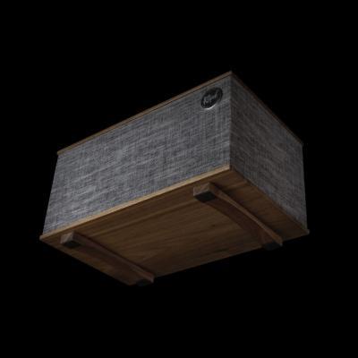 Klipsch Heritage Wireless Three Tabletop Stereo System (Walnut) - THETHREEWG